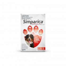 SIMPARICA 40.1–60KG 120MG RED 3PK