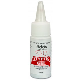 Fido's Styptic Gel 30ml