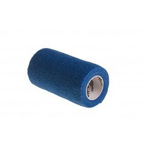Valuwrap Cohesive Bandage 10cm Blue