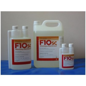 F10 SC Veterinary Disinfectant 1L
