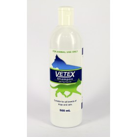 Vetex Shampoo 500ml