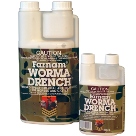 WORMA DRENCH FARNAM 250ML